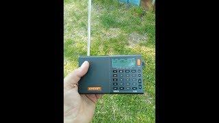 обзор на радиоприемник XHDATA D-808