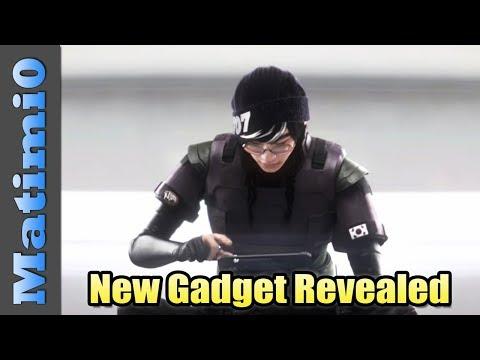 New Gadget Revealed - Rainbow Six Siege