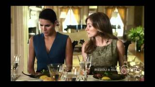 Rizzoli & Isles - Season I Funny Moments