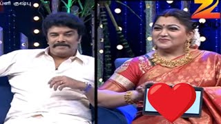 Simply Kushboo - Tamil Talk Show - Episode 21 - Zee Tamil TV Serial - Full Episode