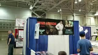 Meeting a Ghostbuster! (Ernie Hudson)