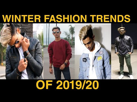 [VIDEO] - WINTER FASHION TRENDS 2019/20 || WINTER FASHION LOOKBOOK || Mak Lifestyle || 1