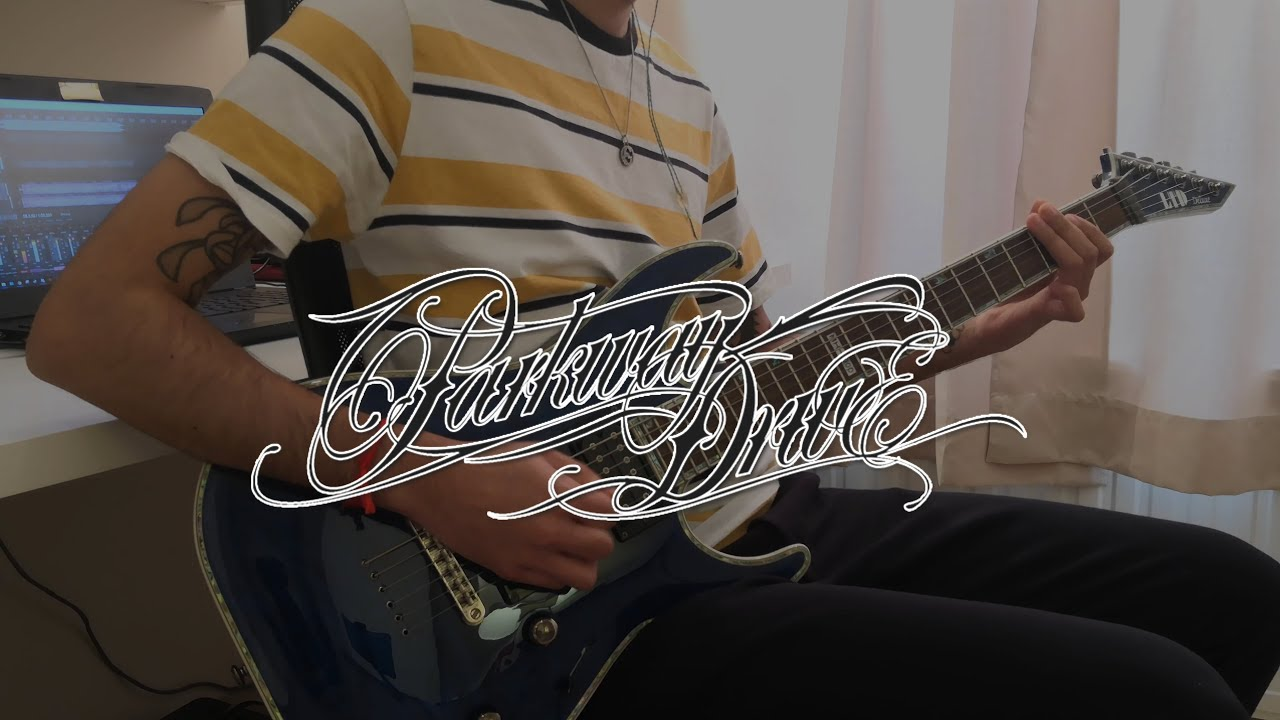 parkway drive horizons guitar cover youtube. Black Bedroom Furniture Sets. Home Design Ideas