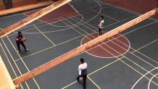 1/23/2016 諸聖中學籃球賽