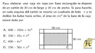 Operaciones con expresiones algebraicas - Problema tipo Universidad Nacional de Colombia