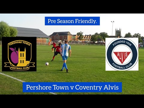 Download Pershore Town v Coventry Alvis. //Alvis All Shook Up? //