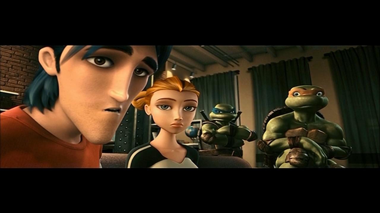 Tmnt 2007 Trailer Youtube