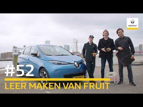 Renault Life met Koen en Hugo - Leer maken van fruit #52