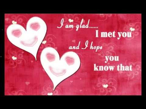 I Love You, I hope you know it....valentines day greetings and messages