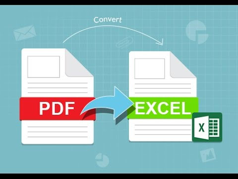 How to convert xlxs to pdf