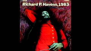 Richie Havens - Just above my Hobby Horse