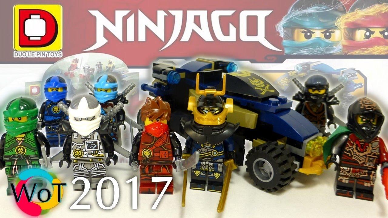 Журнал Лего Ниндзяго №7 2015 | Magazine Lego Ninjago №7 2015 + .