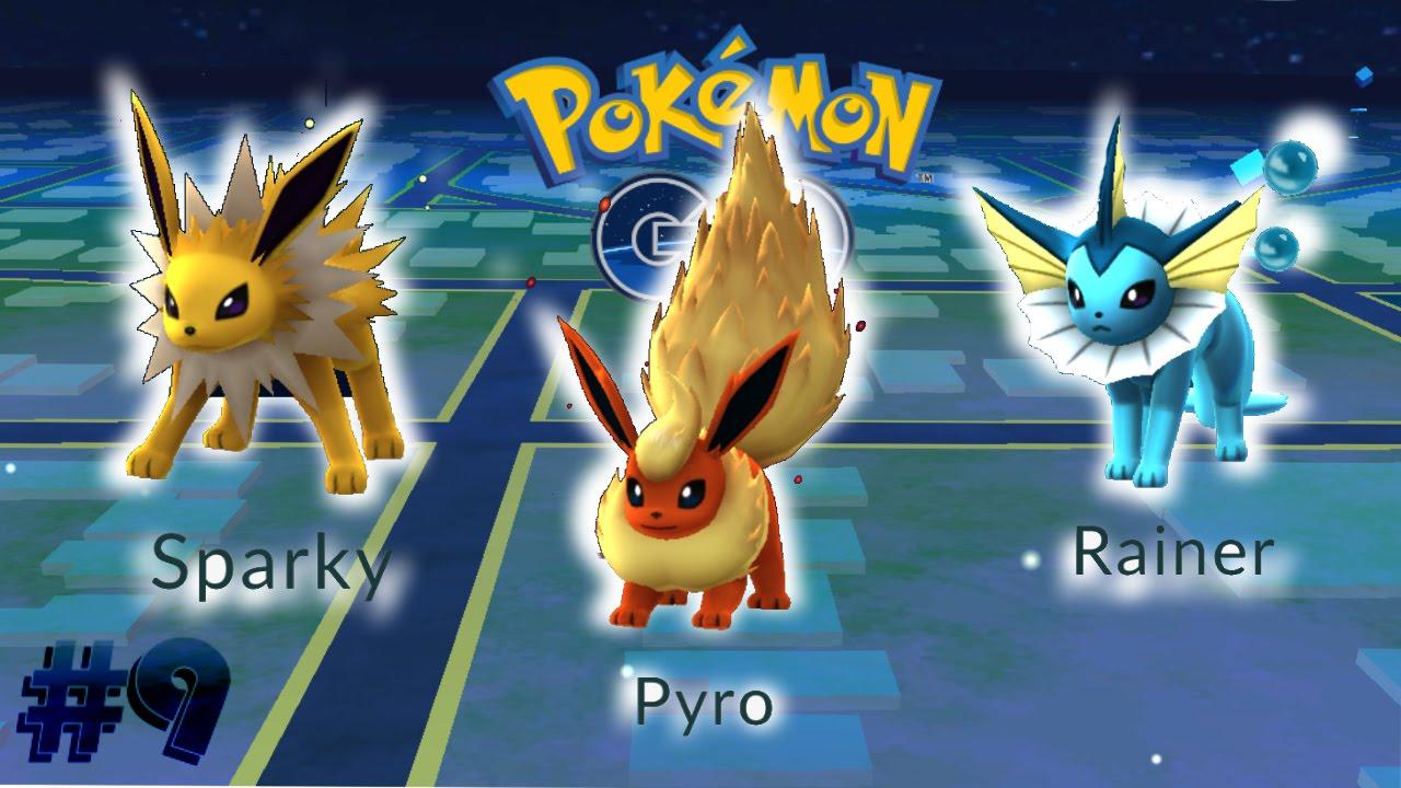 《Pokémon Go》伊布(Eevee)進化的訣竅