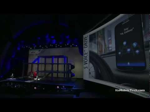Samsung Unpacked 2013 - Galaxy S4 - FULL Presentation