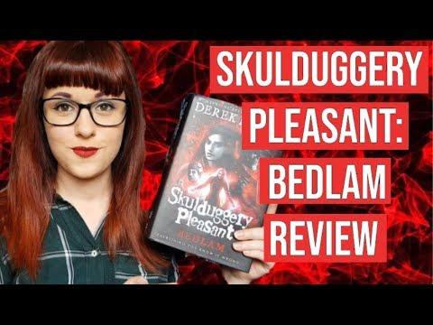 skulduggery-pleasant:-bedlam-|-spoiler-free-review