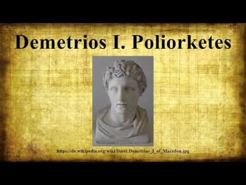 Demetrios I. Poliorketes