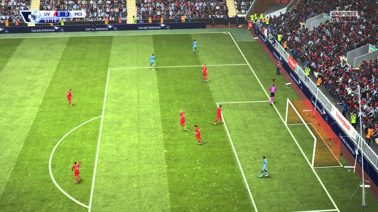 FIFA 14 Features