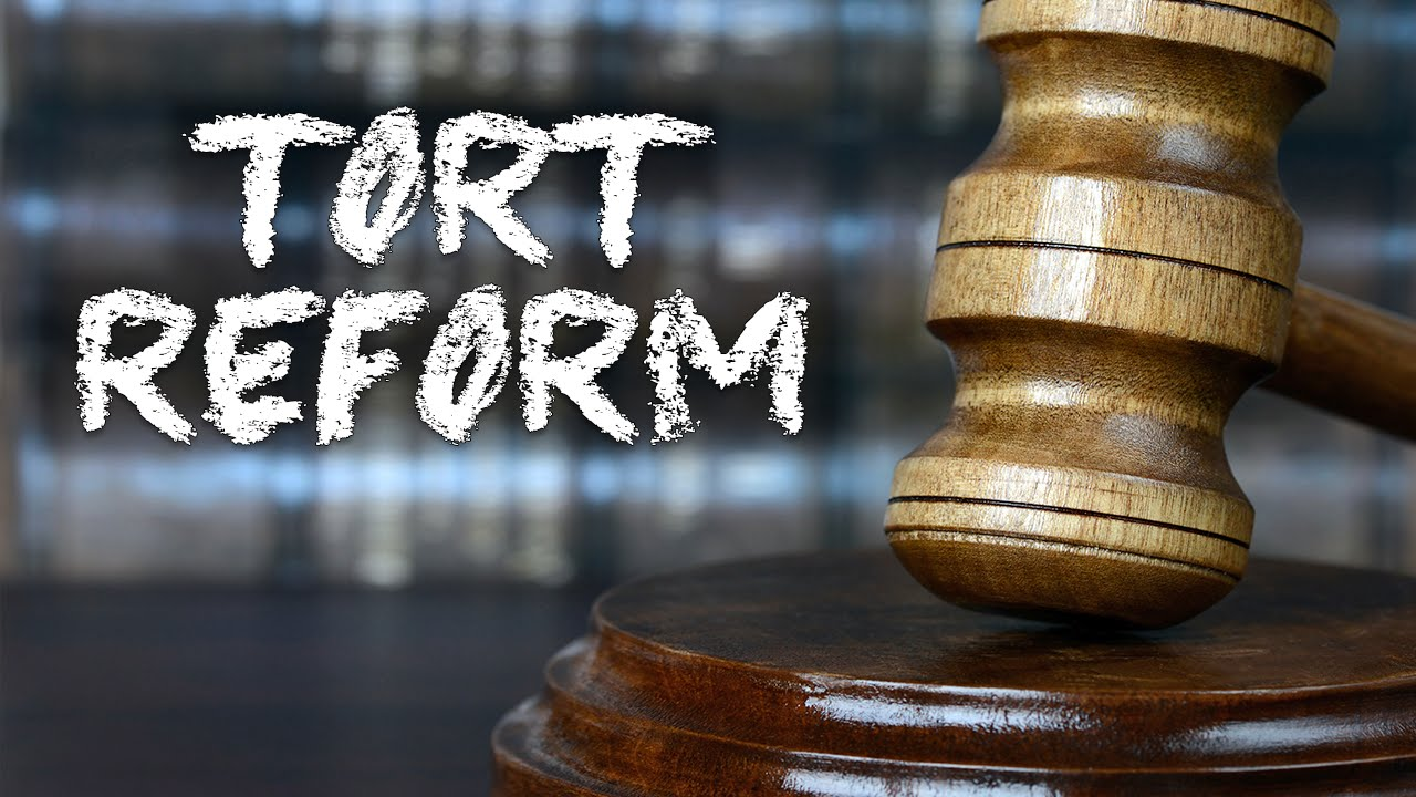 Has Anything Been Gained From Tort Reform?