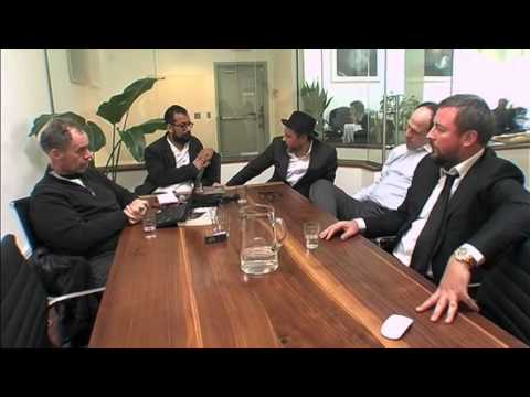 David Carr vs. Some Guys from VICE