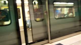 mtr tseung kwan o line k train a314 a313 at quarry bay