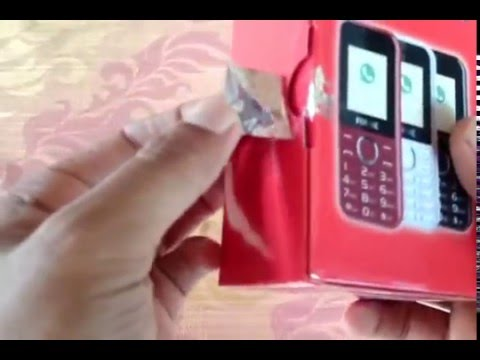 Unboxing Forme KO9 Mobile Phone