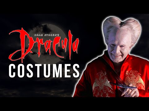 The Costumes of Bram Stoker's Dracula