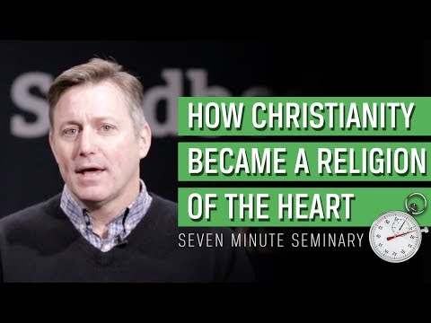 The Protestant Reformation and Heart Religion (Scott Kisker)