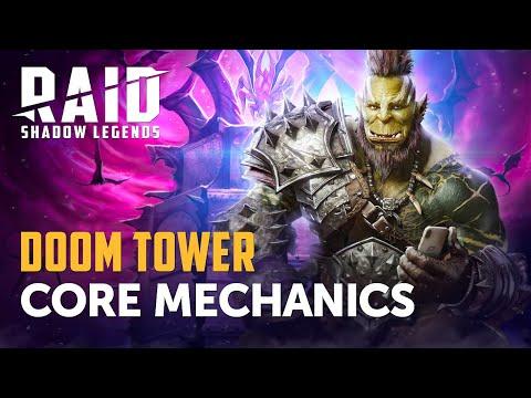 Raid: Shadow Legends   Doom Tower Preview: Core Mechanics