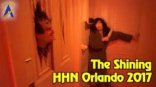 The Shining highlights from Halloween Horror Nights Orlando 2017