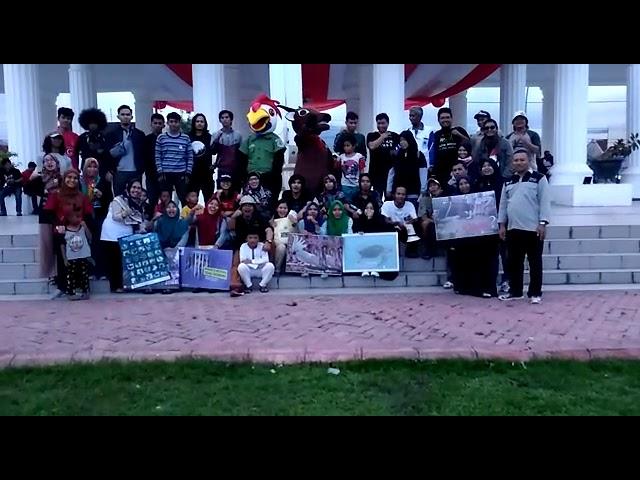 BBKSDA Sulsel Inspirasi Anak Anak Muda di Kota Palopo Agar Peduli Satwa