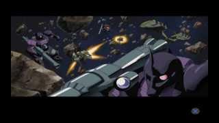 (Mobile Suit Gundam: Encounters in Space) Black Tri-Stars: Episode 2 - Moon