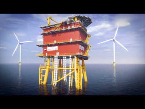 Z Energy - Modular Offshore Grid - NL