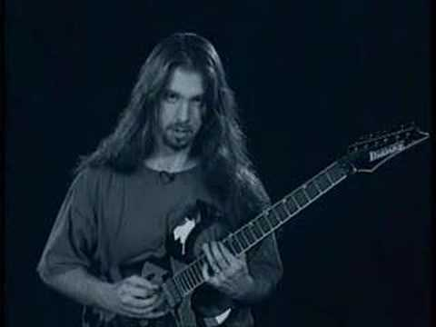 John Petrucci - Sweep Picking