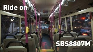 SBS Transit Scania K230UB [Gemilang - Batch 1, Euro V] (SBS8807M on 231)