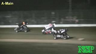 Grays Harbor Raceway Summer Thunder Sprint Series Feature