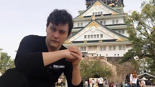 Osaka Castle and Nara Deer Park   RogersBase Japan Vlog