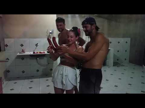 Deep-Throating Contest from YouTube · Duration:  2 minutes