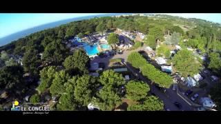 Vidéo Camping le Conguel Quiberon (56)