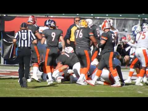 NFLPA Collegiate Bowl 1-21-2017 ( 1st 5 minutes )