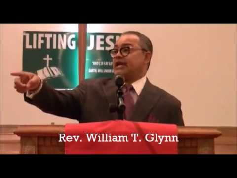 Rev. William T. Glynn, at the Evergreen B.C. S'port, LA Luke 13:10-13 Bent, But Not Broken