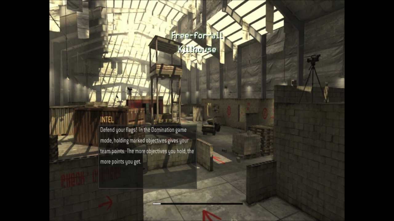 Cod4 domination objective