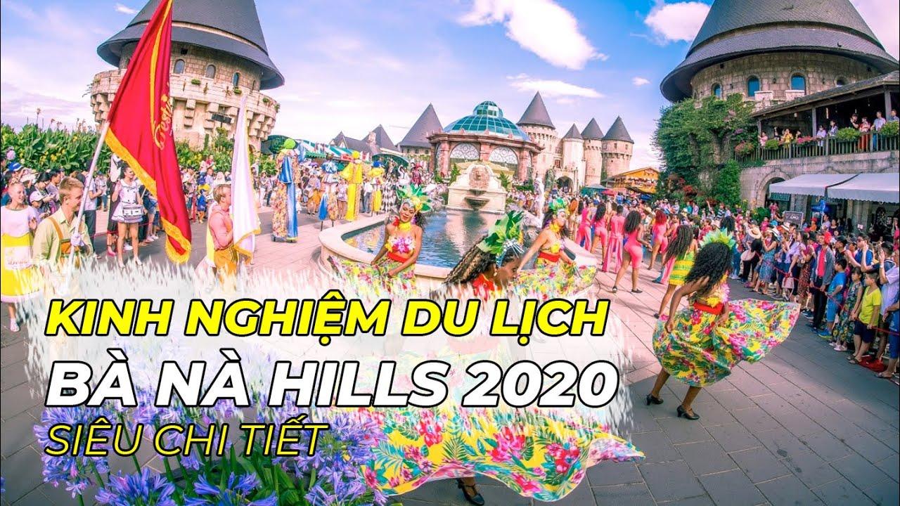 DU LỊCH BÀ NÀ HILLS 2020 Siêu Chi Tiết - #BaNaHills