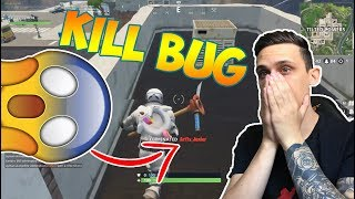 😱 RIESIGE KILL BUG IN FORTNITE! 😱
