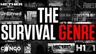 The Survival Genre: DayZ rip-offs no longer