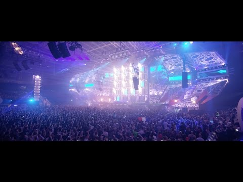 Hard Bass 2017 - Team Blue DJ set compilation