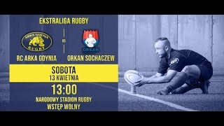 RC Arka Gdynia - Orkan Sochaczew