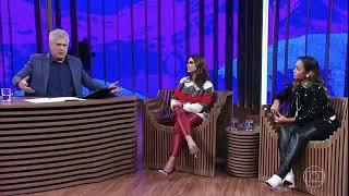 Gambar cover Aline Barros fala sobre os gays (Conversa com Bial)