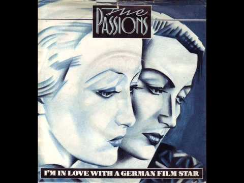 The Passions - I'm in Love with a German Film Star music
