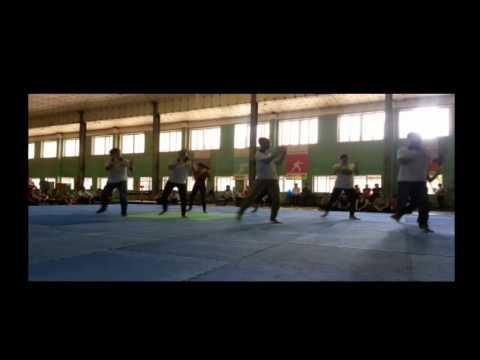 Hè 2014 - Trường học thân thiện - Nhảy dân vũ