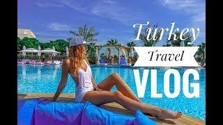 Turkey Travel Vlog | Best Hotel Ever | Part 1